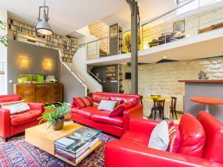 Maison loft 150m2 pour 6 personnes la campagne