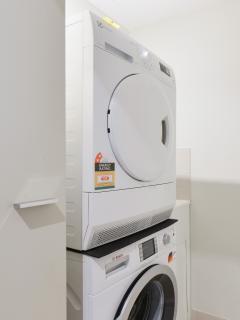 Enjoy complimentary laundry facilities