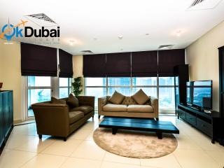 Tulip Marina, 3BR with a Great View, Dubai