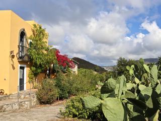 Villa Miele - il paradiso a Lipari