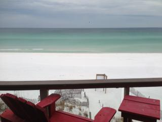 Sticks In The Sand 1A Oceanfront  2 Bdrm, 2.5 Bth Sleeps 4-8
