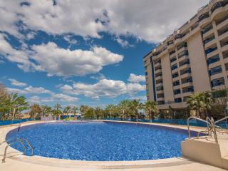 Beautiful apartment beachfront Valencia, Alboraya