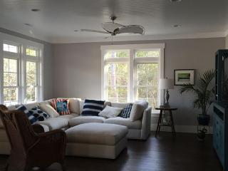 Brand new and professionally decorated, Oak Island