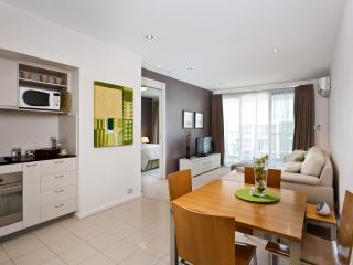 Fully furnished, fully self contained with most everything one would need away from home!