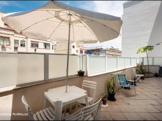 Penthouse @ Copacabana (1bl to beach/ ocean view), Rio de Janeiro