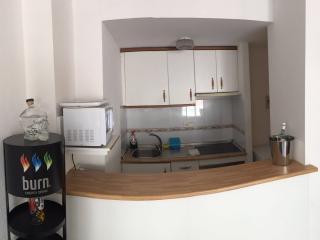 Apartamento 1 habitación, 1ª línea de mar, Cala Tarida