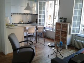 Bel appartement lumineux au coeur d'Intra-muros, Saint-Malo