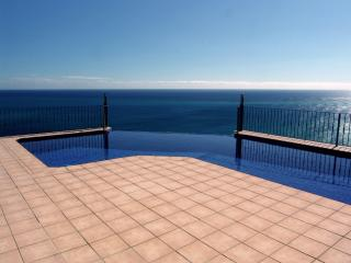 Front line villa with spectacular sea views., Benitachell