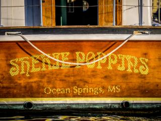 Historic Yacht - Sherie Poppins