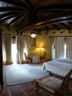 Otra vista de la habitación que da nombre a la casa