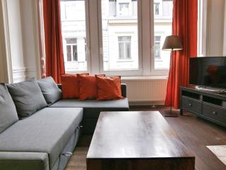 Antoine VI apartment in Brussel centrum with WiFi & lift.