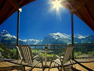 ALPHAVEN  Apartment C Breathtaking Panoramic Views, Engelberg