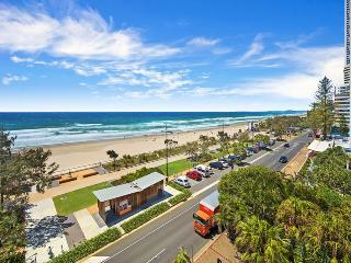 POPULAR AFFORDABLE LARGE APT OCEAN VIEWS a 311, Surfers Paradise