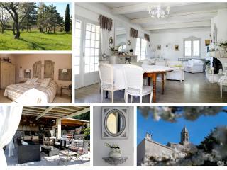 Belle maison au coeur de la Drôme provençale, La Garde-Adhemar