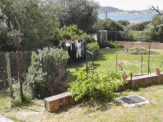 Bilocale con giardino e ingresso indip. vista mare, Lumio
