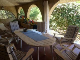 delicious villa 5 bedrooms front the sea