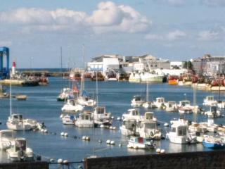 Les etocs - Men ar Pont - vue mer