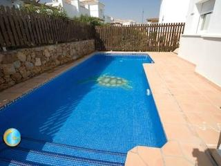 Beautiful 2 bedroom with private pool, Torre-Pacheco