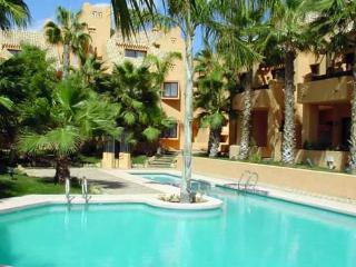 Beautiful beach front penthouses, Los Alcazares