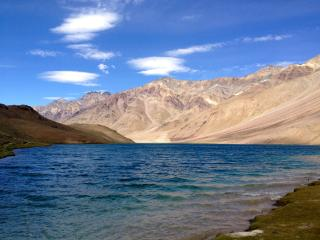 Chandra Tal aka The Moon Lake
