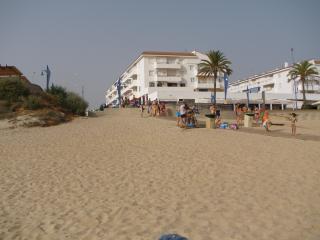 apartamento en la misma playa de la barrosa, Novo Sancti Petri