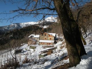 appartamento 5 posti in antico maso, Caldonazzo