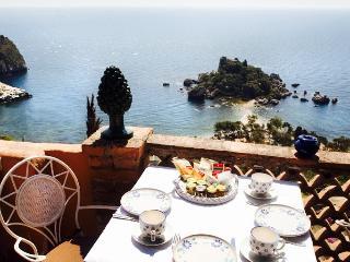 the view, Taormina