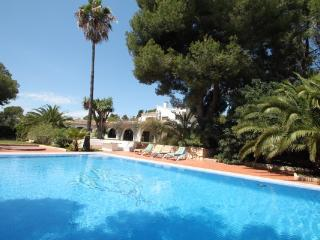 Finca Raiz - modern, well-equipped villa with private pool in Moraira, La Llobella