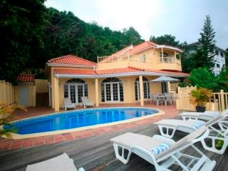 EXQUISITE MANGO TREE VILLA FOR FAMILIES & FRIENDS, Gros Islet