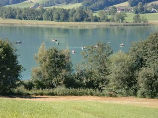 Farbenfroh und lichtdurchflutet am Irrsee/Mondsee