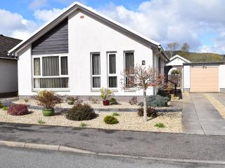 Bungalow with garden in Inverness - golf nearby