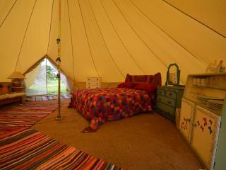 FabulousTipi Bell Tent, The Lizard