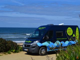 Free Spirit Campers - Campervan Hire Portugal