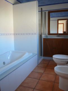 baño (bañera y ducha 120 cms)