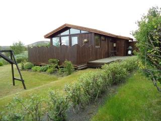 Cottage Lake Thingvellir, South Iceland