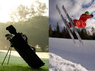 SKI & GOLF PIRINEES ARAGON -VALLE DE TENA