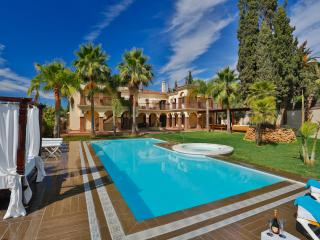 Namastee mansion seaside Marbella Golden Mile
