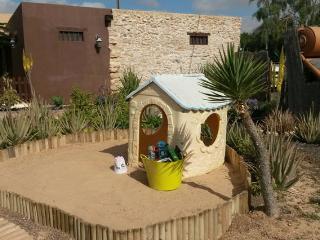 Casa Rural con piscina climatizada