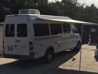 Sprinter Diesel RV Camper Van, Pasadena