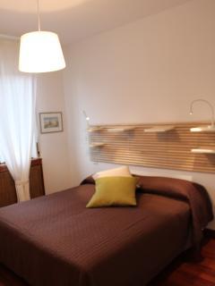camera da letto matrimoniale/letti divisibili