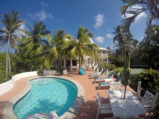 oceanviewsai caribbean oceant front house ,