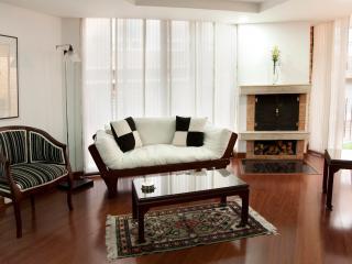 Tasteful 1 Bedroom Apartment in Parque 93, Bogotá