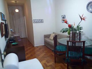 Cozy & Quiet apartment near beach, Rio de Janeiro