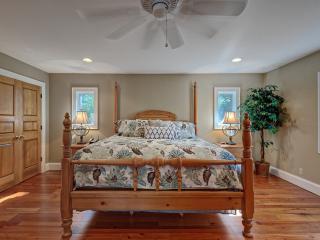Master bedroom- main level