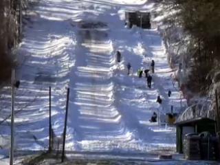 Ski Sapphire Valley tubing run (seasonal). Located within the Sapphire Valley Resort.