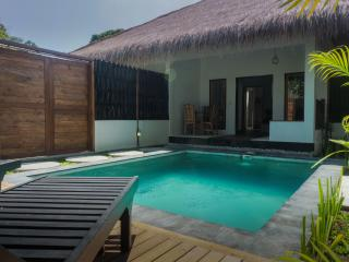 2 BR Tropical Beach House Villa, Seminyak
