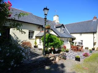 BRMEA House situated in Combe Martin (3.5mls E)