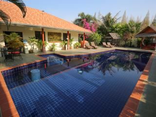 Resort type pool home near beautiful beach, Pranburi