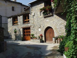 Casa rural en Ainsa Pirineos de Huesca.