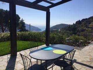 tipical indipendent house, romantic seaview, Levanto
